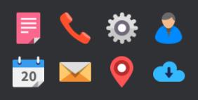 20-flat-icons