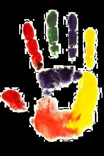 Graphic Hand