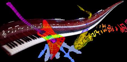 Keyboard Art